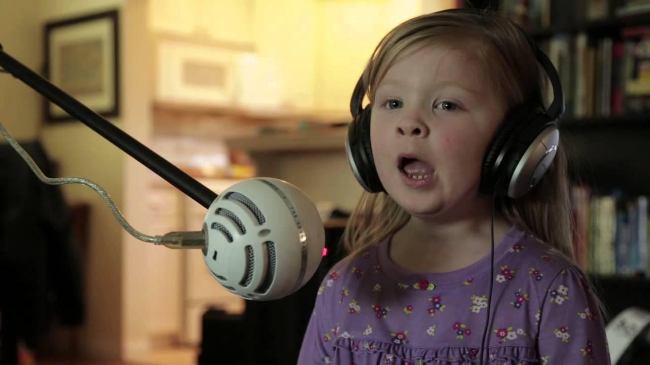 11 year old Singing